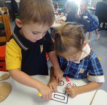 PP5 Kindy Harmony Day - Charlie Beck and Emily Dodd - Photo Permission YES